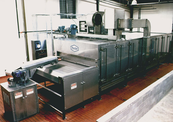 Conveyors, Dryers and Coolers – CPM Wolverine Proctor